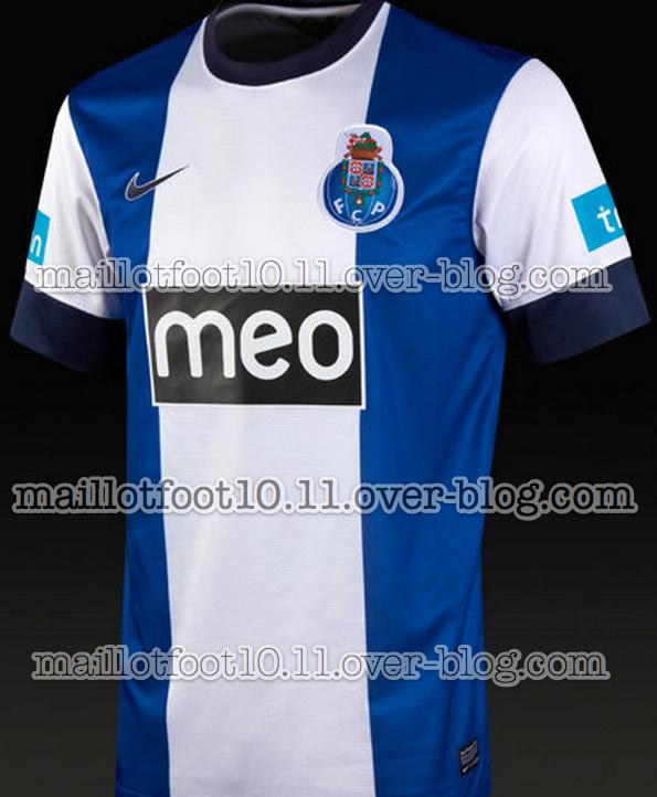 Kits Pack Porto-maillot-2012-2013